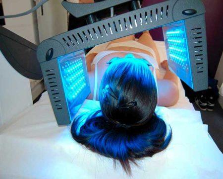 Régéneration des cellules Medical light system